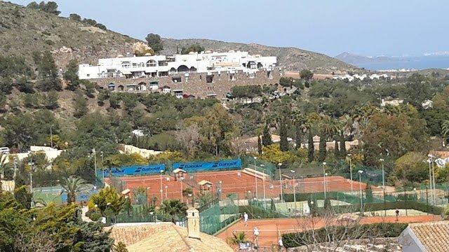 Tennis Center La Manga Club