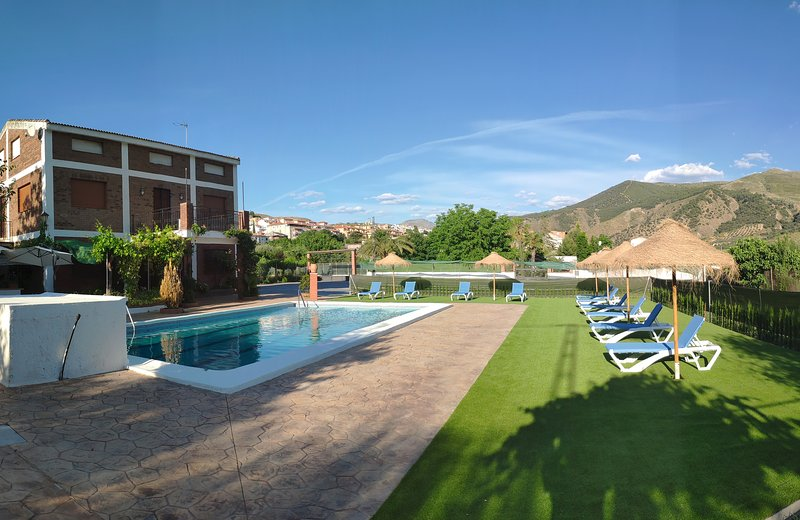 La Casita De Rufo, vacation rental in Huetor Santillan