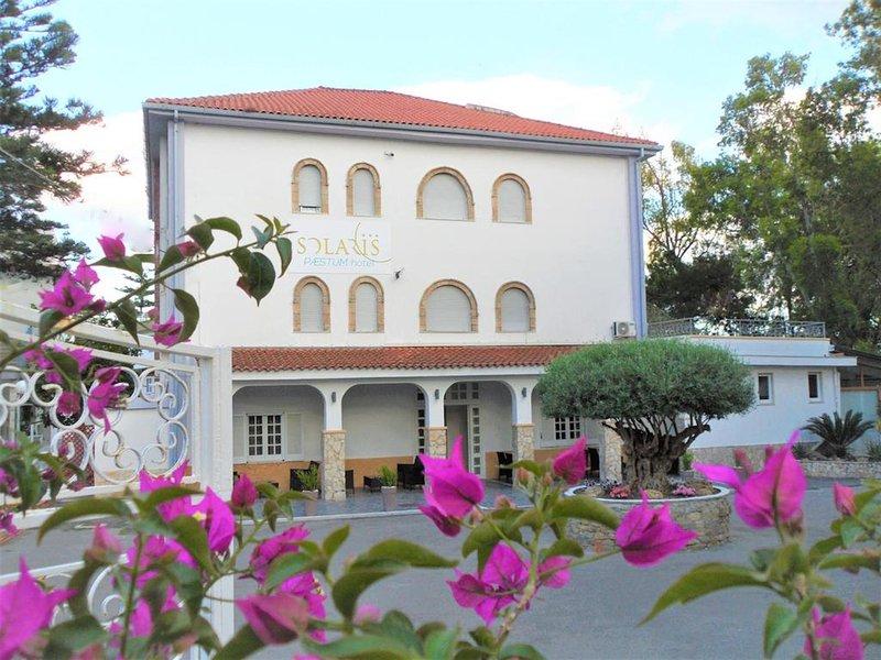 Hotel in Capaccio ID 3863, holiday rental in Santa Venere