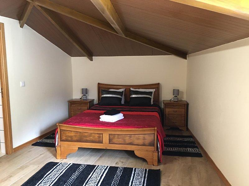 Red Suite - Top Floor