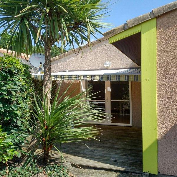 Villas du lac 17 - Quality 1 Bed Villa in Idyllic Environment, vacation rental in Vieux-Boucau-les-Bains