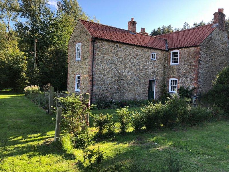 Low Moor Farm, Tealby, holiday rental in Glentham