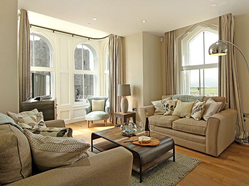 HARLECH 1 - BRANWEN, 1 Bedroom(s), Harlech, vacation rental in Harlech