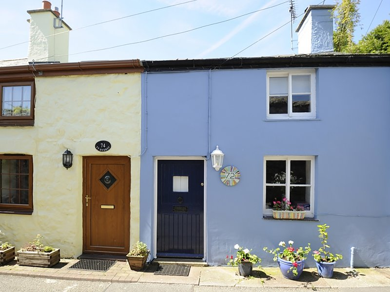 Blue Cottage, Beaumaris, holiday rental in Beaumaris