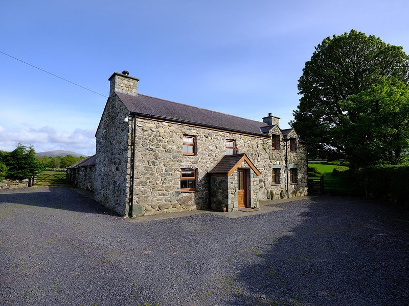 PEN Y BONT, 3 Bedroom(s), Pontllyfni, location de vacances à Aberafon