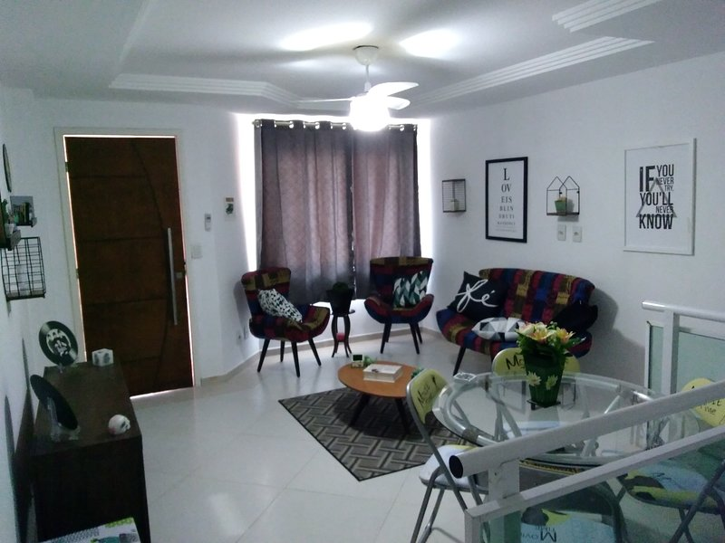 Casa Charme da Colina, Ferienwohnung in Nilopolis