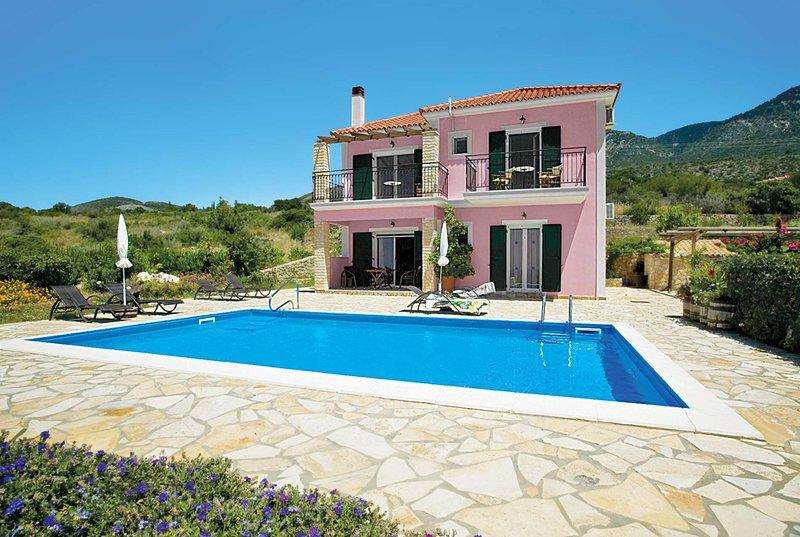 Sea vIew & walking distance to shops & restaurants, casa vacanza a Karavadhos