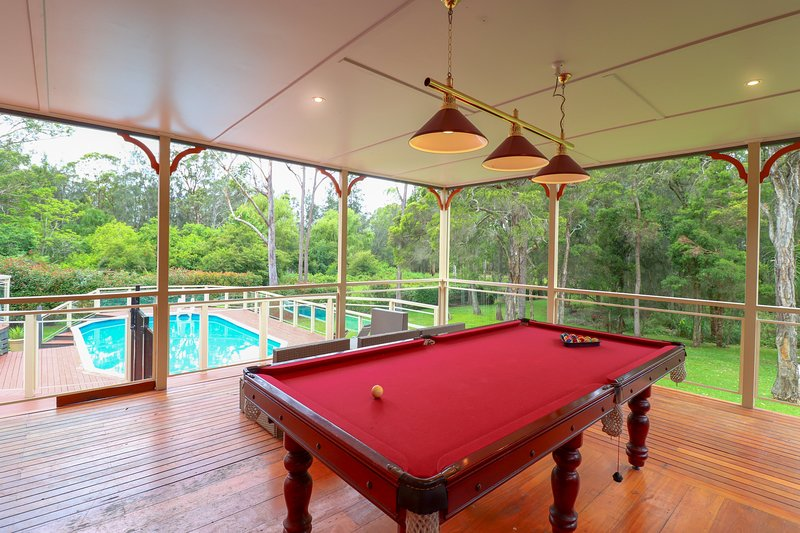 Lumeah House, country style living with pool, spa and WiFi, vacation rental in Yarramalong