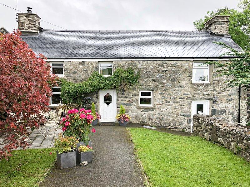 Cefn Uchaf Cottage, Llanbedr, location de vacances à Llanbedr
