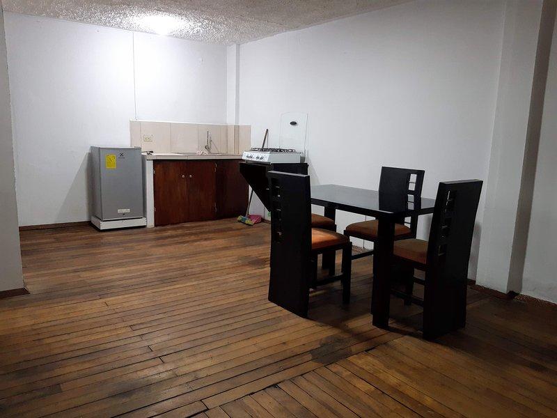 Apartamentos Vellisimo Center, holiday rental in Loja Province