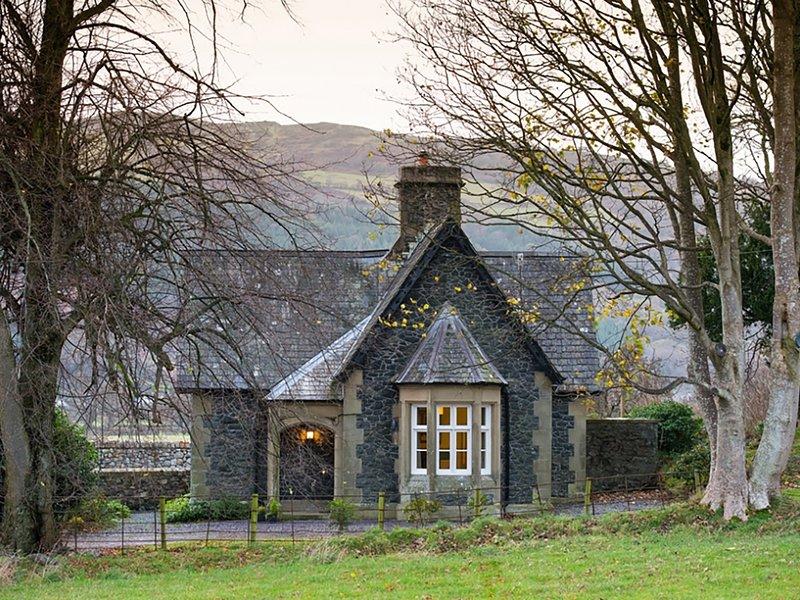 PLAS MADOC LODGE, 1 Bedroom(s), Pet Friendly, Conwy Valley, casa vacanza a Trefriw