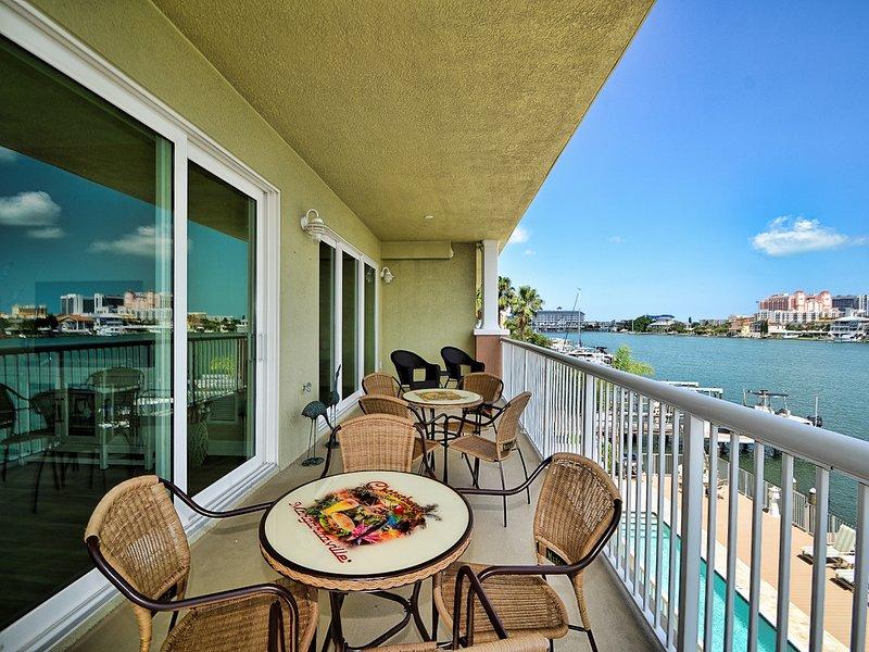 Te invitamos a venir y relajarte en Sandpipers Cove.