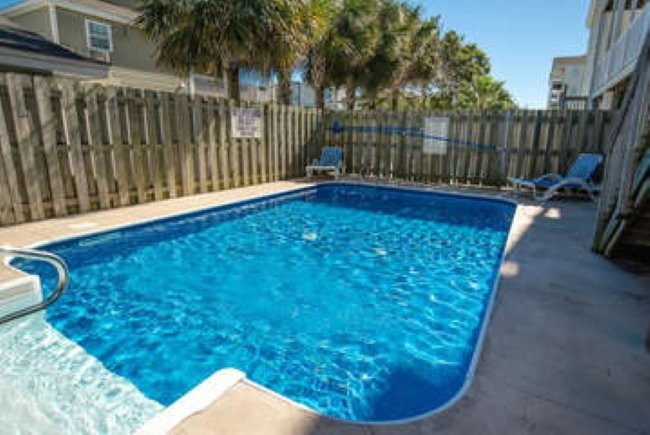 Bermuda Breeze C Updated 2021 8 Bedroom House Rental In North Myrtle Beach With Private Outdoor Pool Unheated And Balcony Tripadvisor
