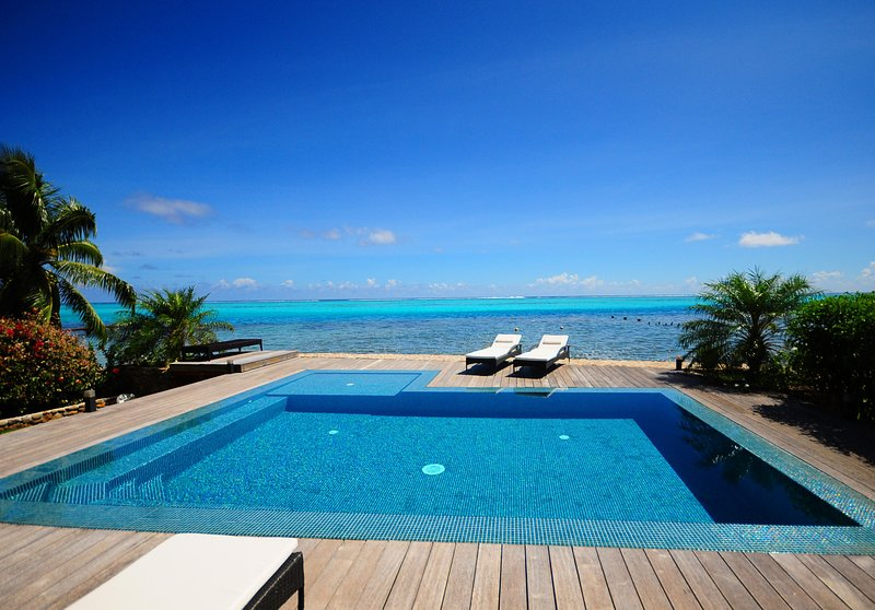 #10 Pool Villa Bliss by TAHITI VILLAS, holiday rental in Vaiare