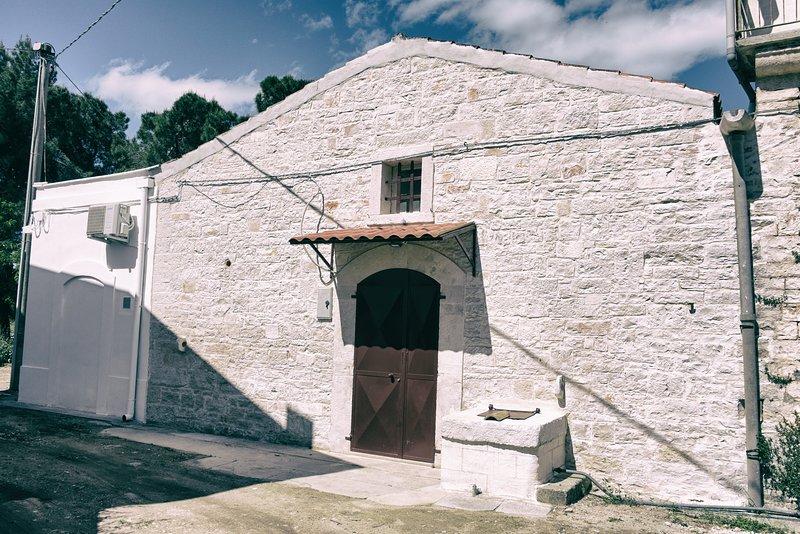 BORGHETTO PEDALE, holiday rental in Castel del Monte