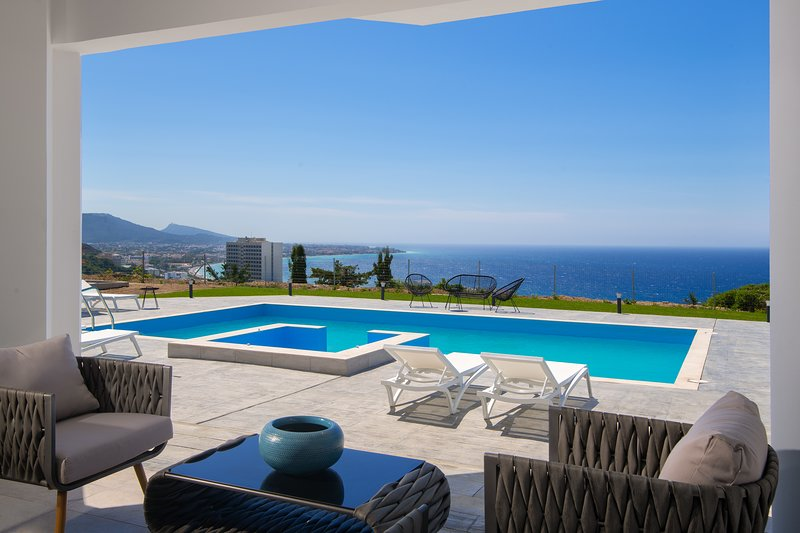 Monte Smith Luxury Villa, vacation rental in Rhodes Town