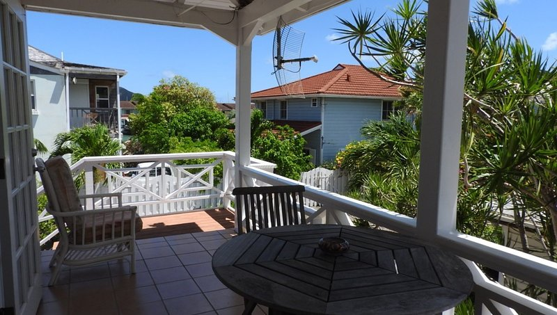 One bedroom apartment close to the beach, location de vacances à Antigua et Barbuda