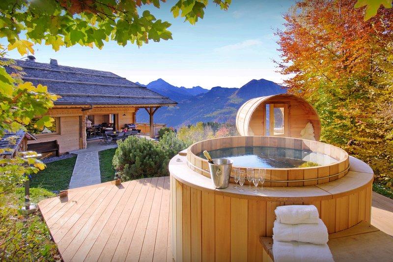 Hot tub / Sauna