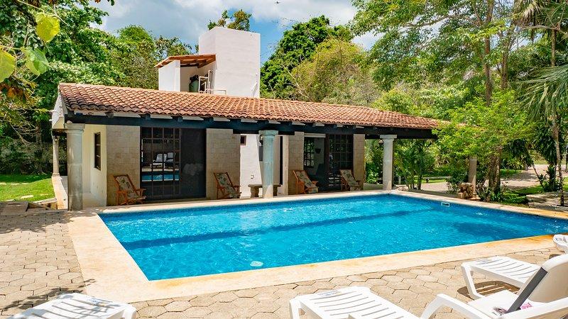 Hacienda tipica Mexicana, holiday rental in Benito Juarez Municipality