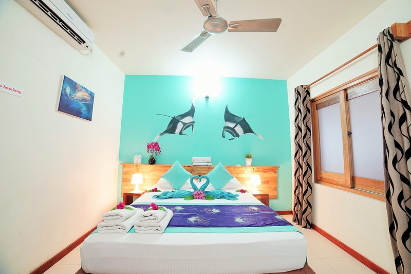 Manta Retreat, vacation rental in Milaidhoo Island