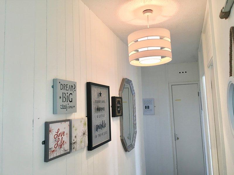 Lovely modern decor