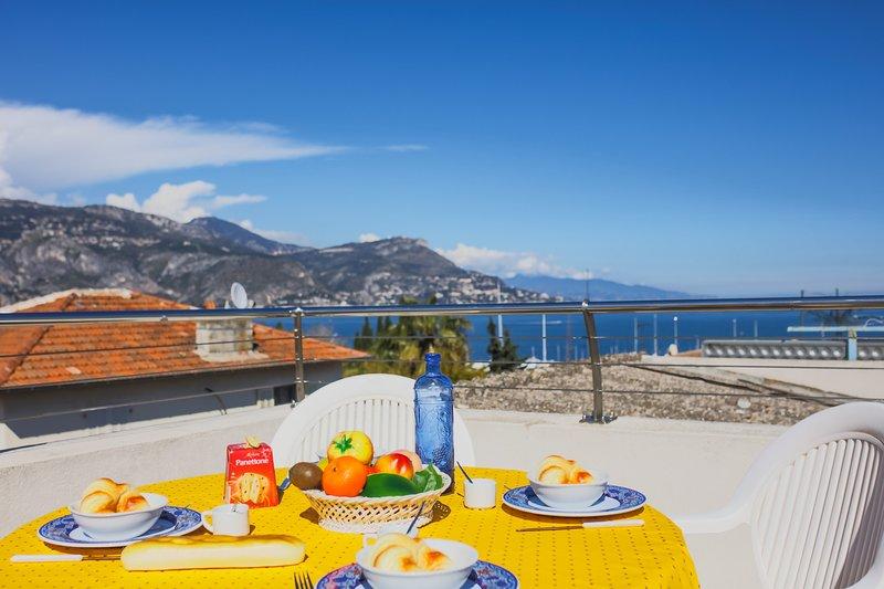 CAP FERRAT VIEW AP4162 by RIVIERA HOLIDAY HOMES, vacation rental in Monaco-Ville