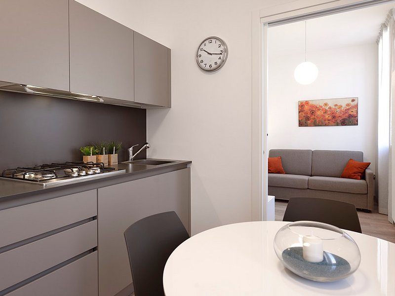 Venice Apartment Sleeps 2 with Air Con and WiFi - 5248520, vacation rental in Lido di Venezia
