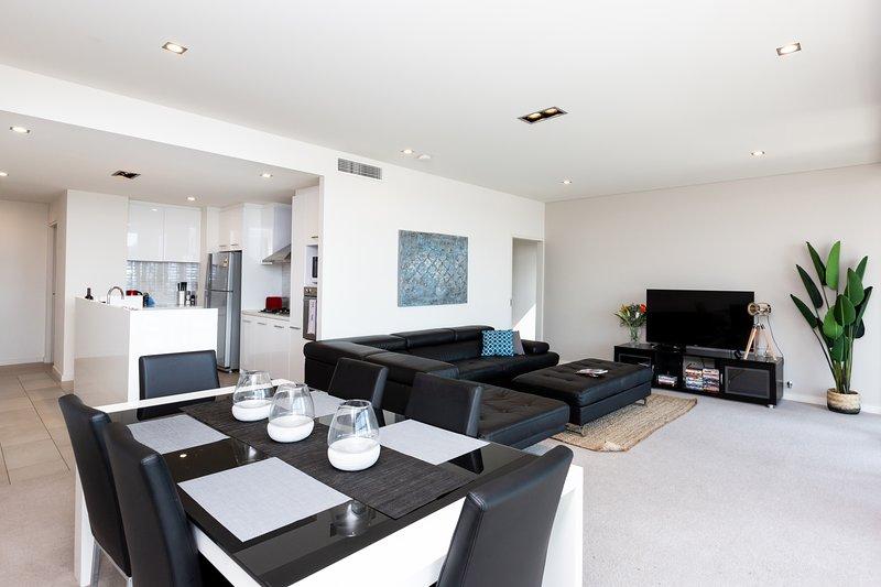4 Bedroom Executive Apartment in the CBD, casa vacanza a Wagga Wagga