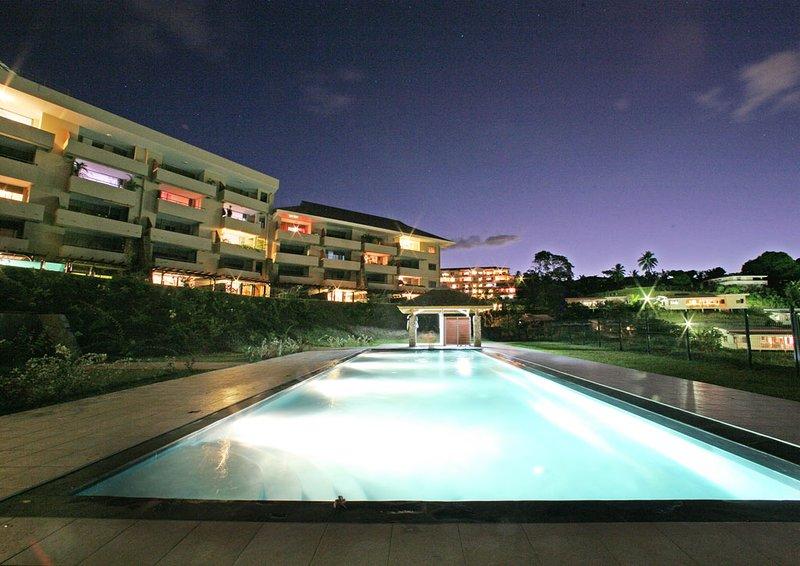 Cosy Lodge Tahiti Bienvenue chez vous!