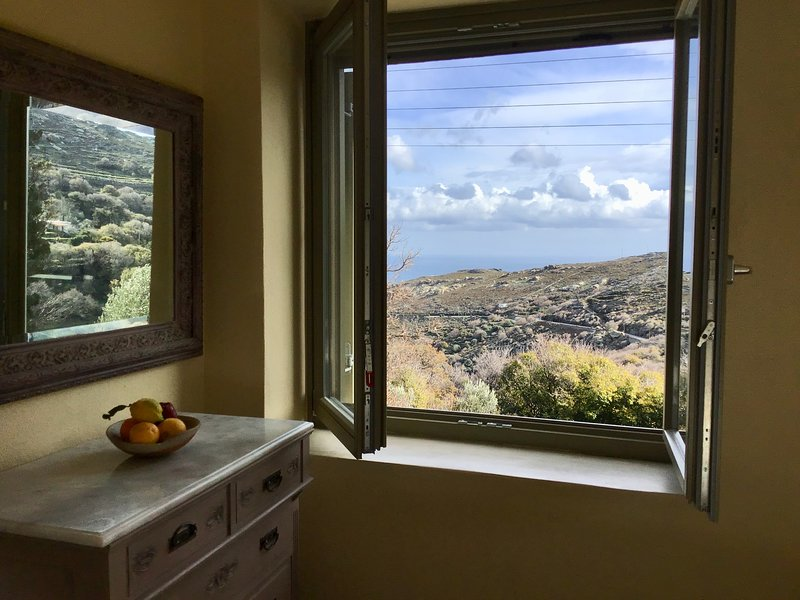 Foodies, Cozy House Apoikia Andros, vacation rental in Paleopolis