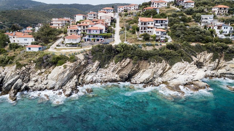 Zennova #2 Mount Athos & Sea View, location de vacances à Ouranoupoli