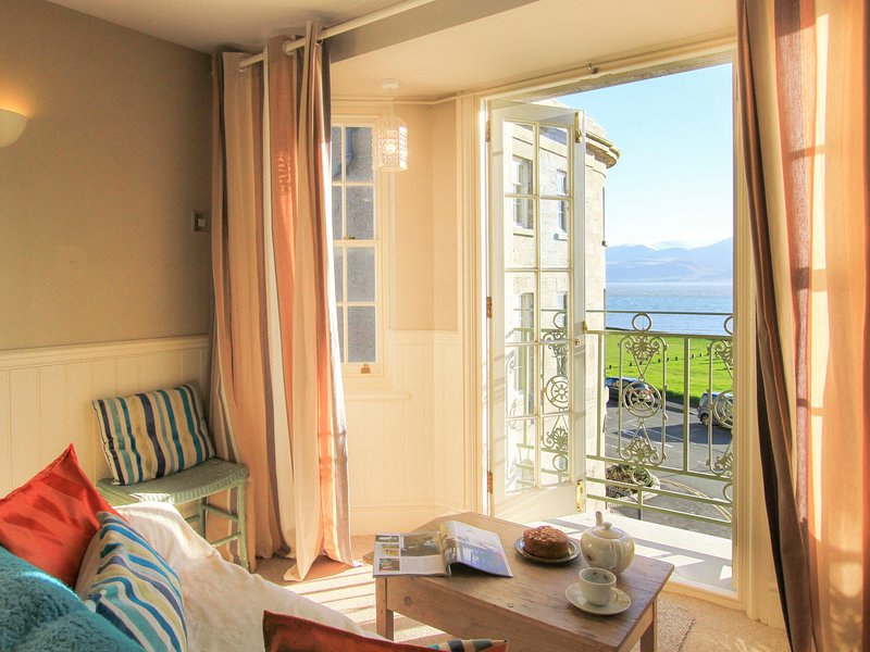 CHAUNTRY CROW'S NEST, 1 Bedroom(s), Beaumaris, location de vacances à Penmon
