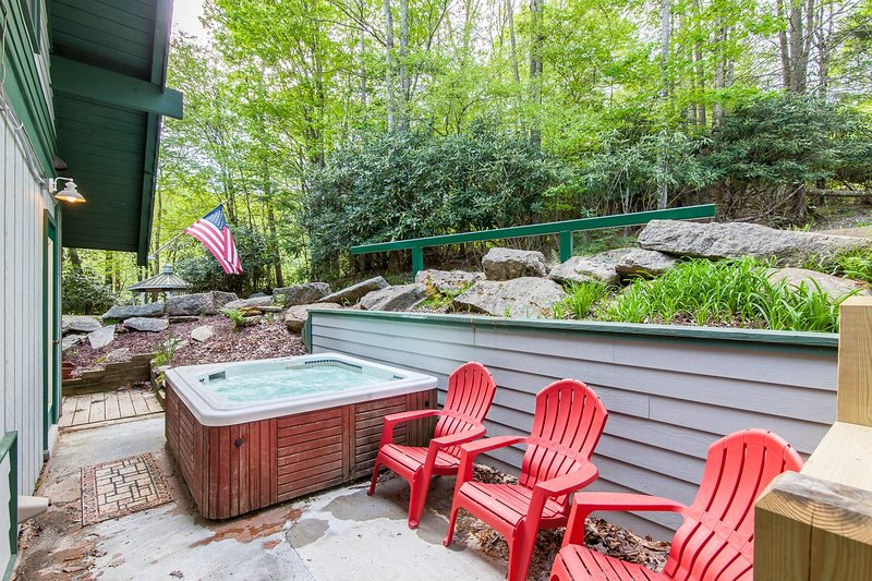Greenhouse, holiday rental in Beech Mountain