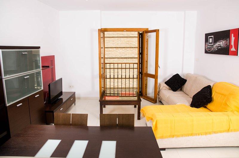Apartamento 2 habitaciones Centro Histórico, holiday rental in Cartagena
