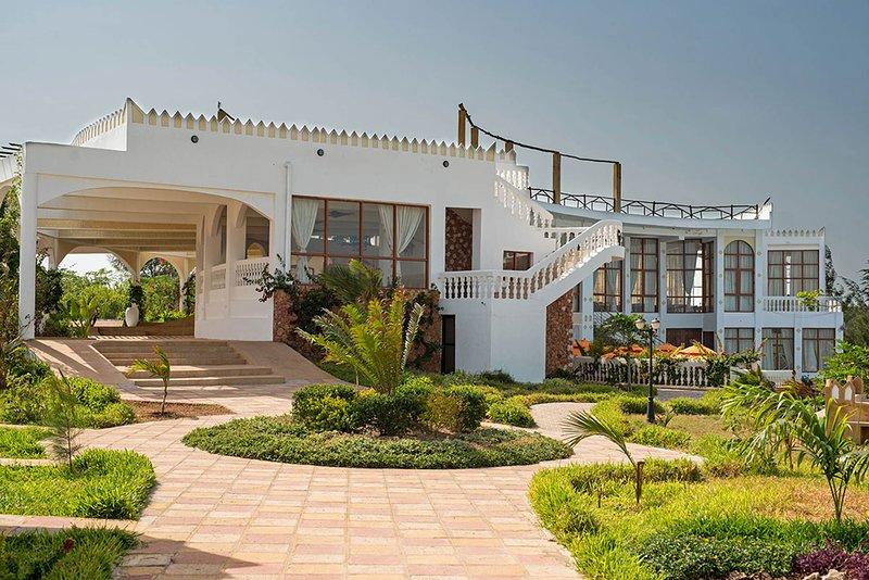 Have a great experience wail in Zanzibar wail staying in the Deluxe Garden Room, vacation rental in Matemwe