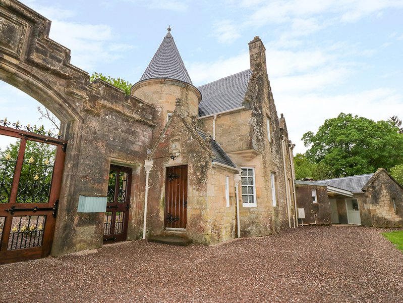 Golden Gates Lodge, Doune, vacation rental in Gargunnock
