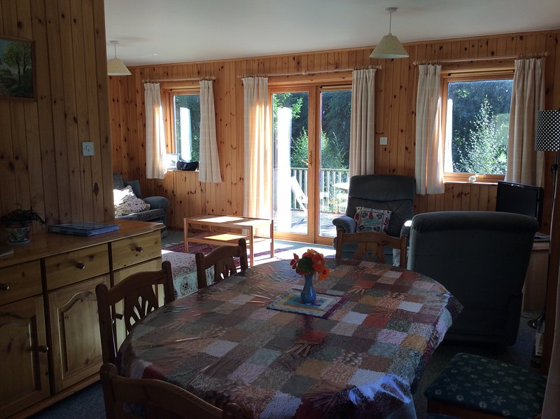 Lonach lodge, vacation rental in Alford