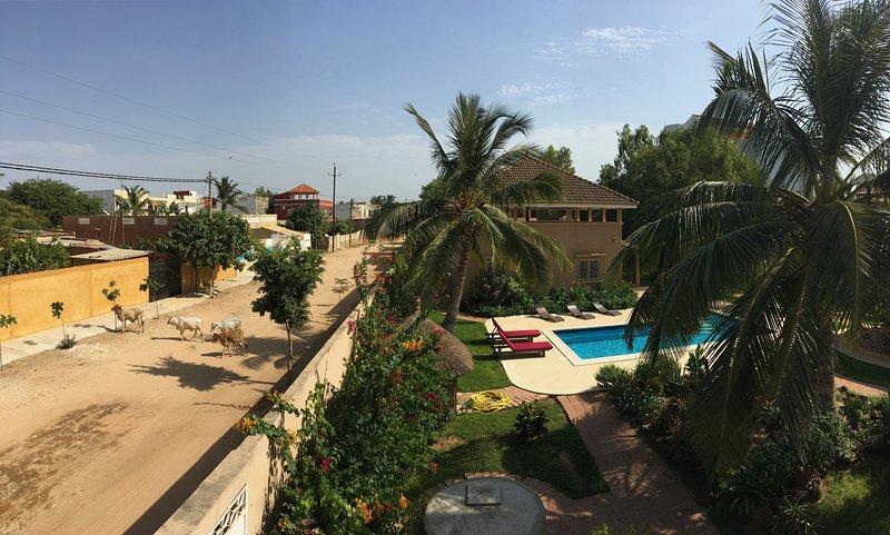 Villa Saly Niakh-Niakhal, location de vacances à Saly