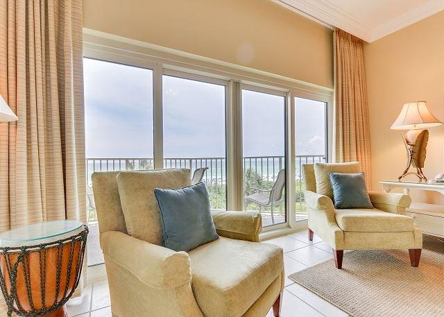 Beach Manor 0310 - Sala de estar