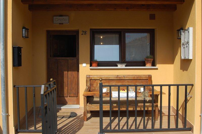 Alojamiento Rural en Amieva VV-1290-AS, vacation rental in Vegacerneja