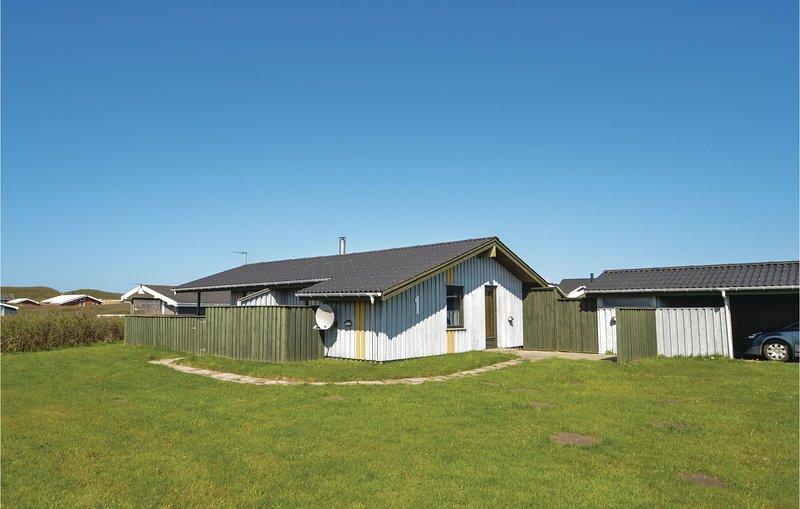 Amazing home in Løkken w/ 3 Bedrooms (A08510), casa vacanza a Lokken
