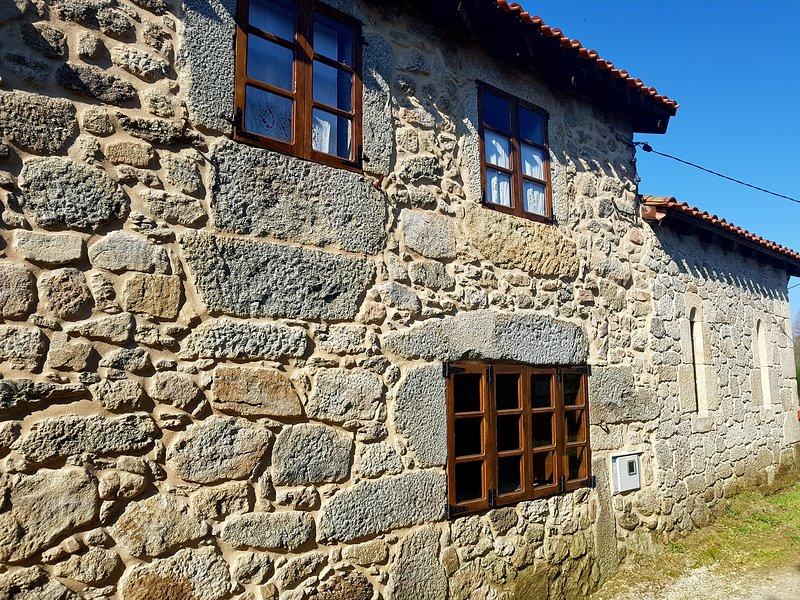 Casita Azul - Casa rural en Ribeira Sacra, location de vacances à San Pedro