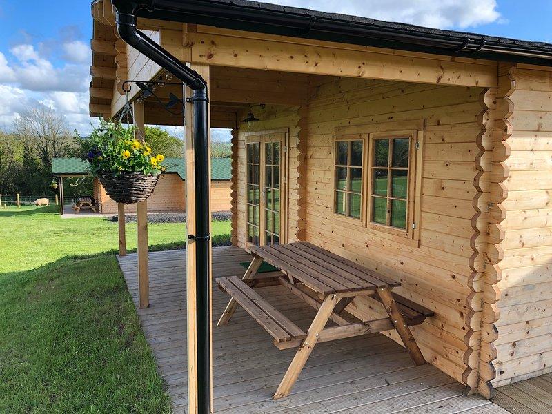 Moor View Cabin, vacation rental in Virginstow