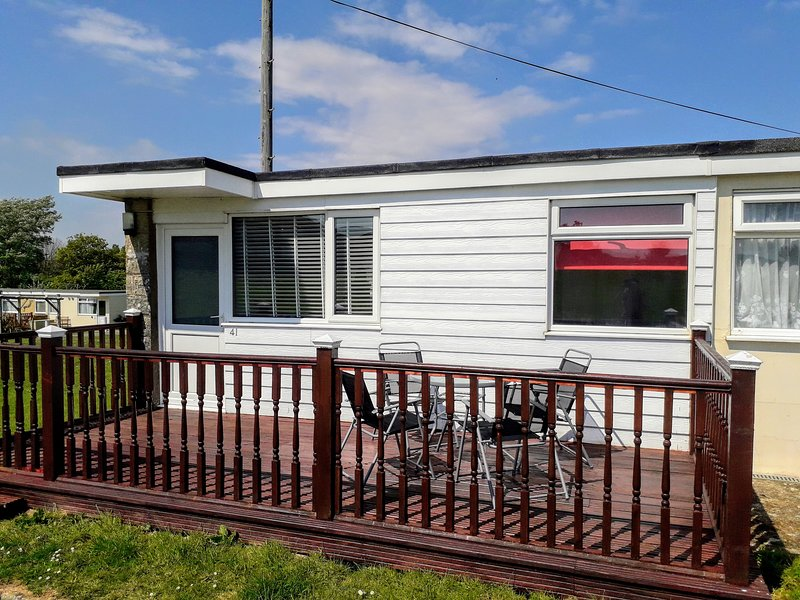 41 Sandown Bay Holiday Centre, casa vacanza a Sandown