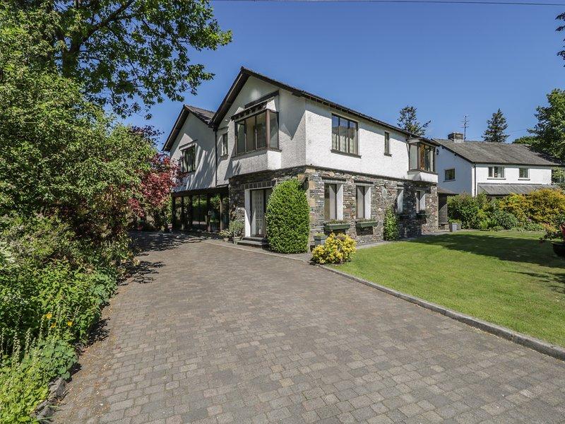STONEGARTH COTTAGE, parking, garden, in Grasmere Ref 972396, alquiler vacacional en Grasmere