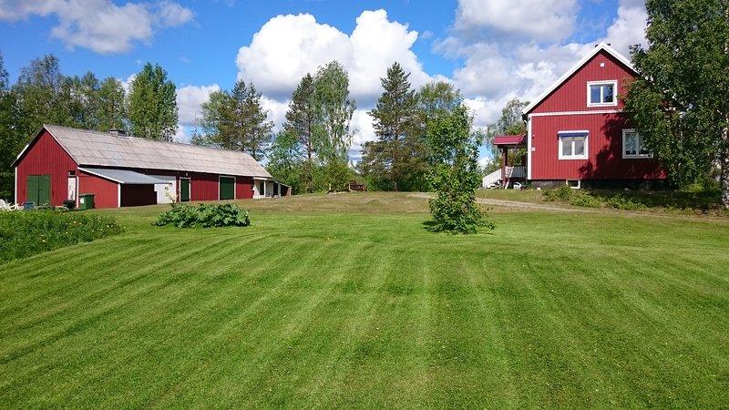 Kälvudden Lodge, vacation rental in Norrbotten County