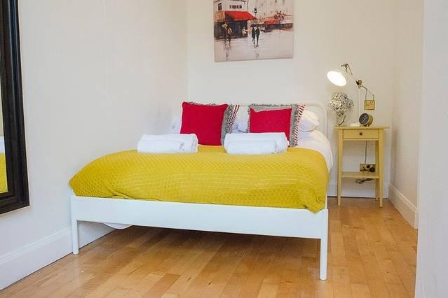 Newtown/Stockbridge,Ground Floor,Comfortable &Cosy Chalet in Edinburgh