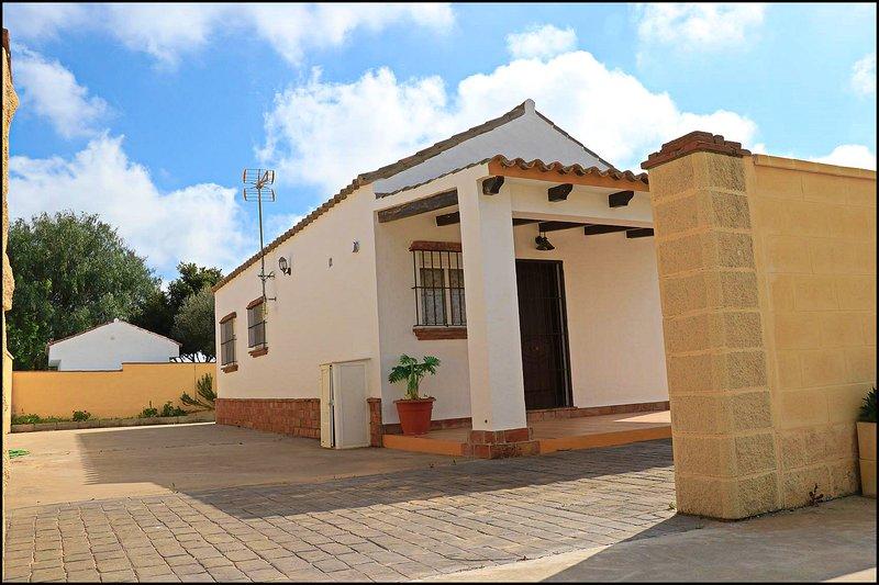 Bungalow en complejo II, holiday rental in Barrio Nuevo