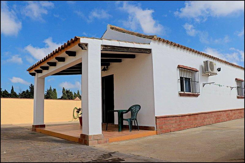 Bungalow en complejo I, holiday rental in Barrio Nuevo