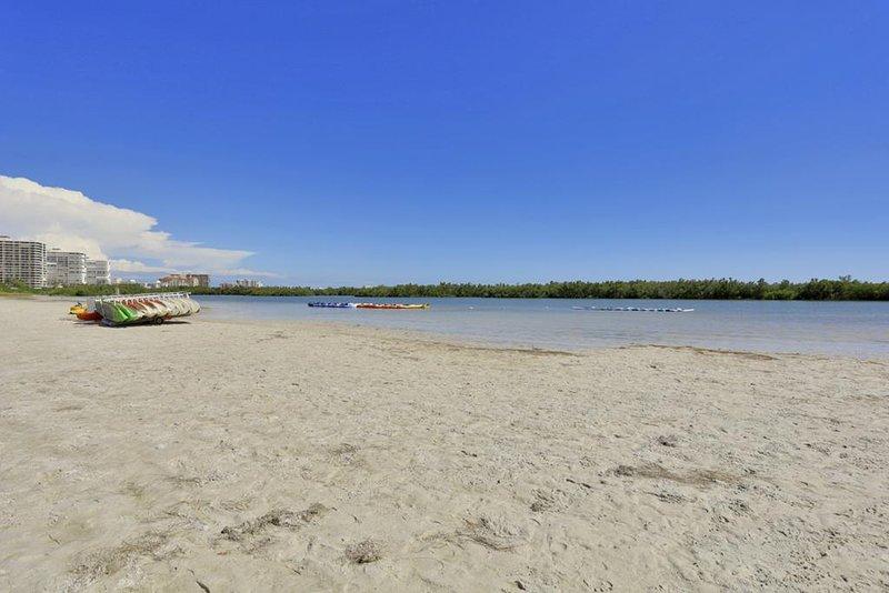 Tigetail Beach Lagoon